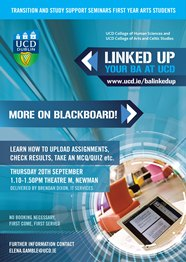 More on Blackboard - 'how to' session on various features of Blackboard