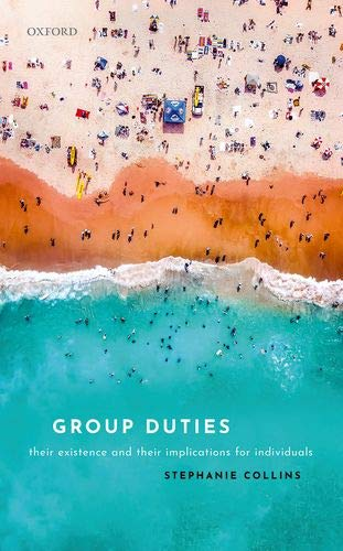 Cover of the book 'Group Duties' by Stephanie Collins