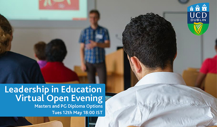 Leadership in Education Open evening