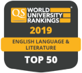 QS World University Rankings 2019 Top 50