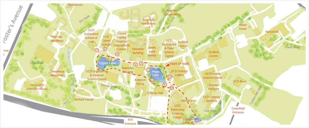 map of ucd campus Explore Ucd map of ucd campus