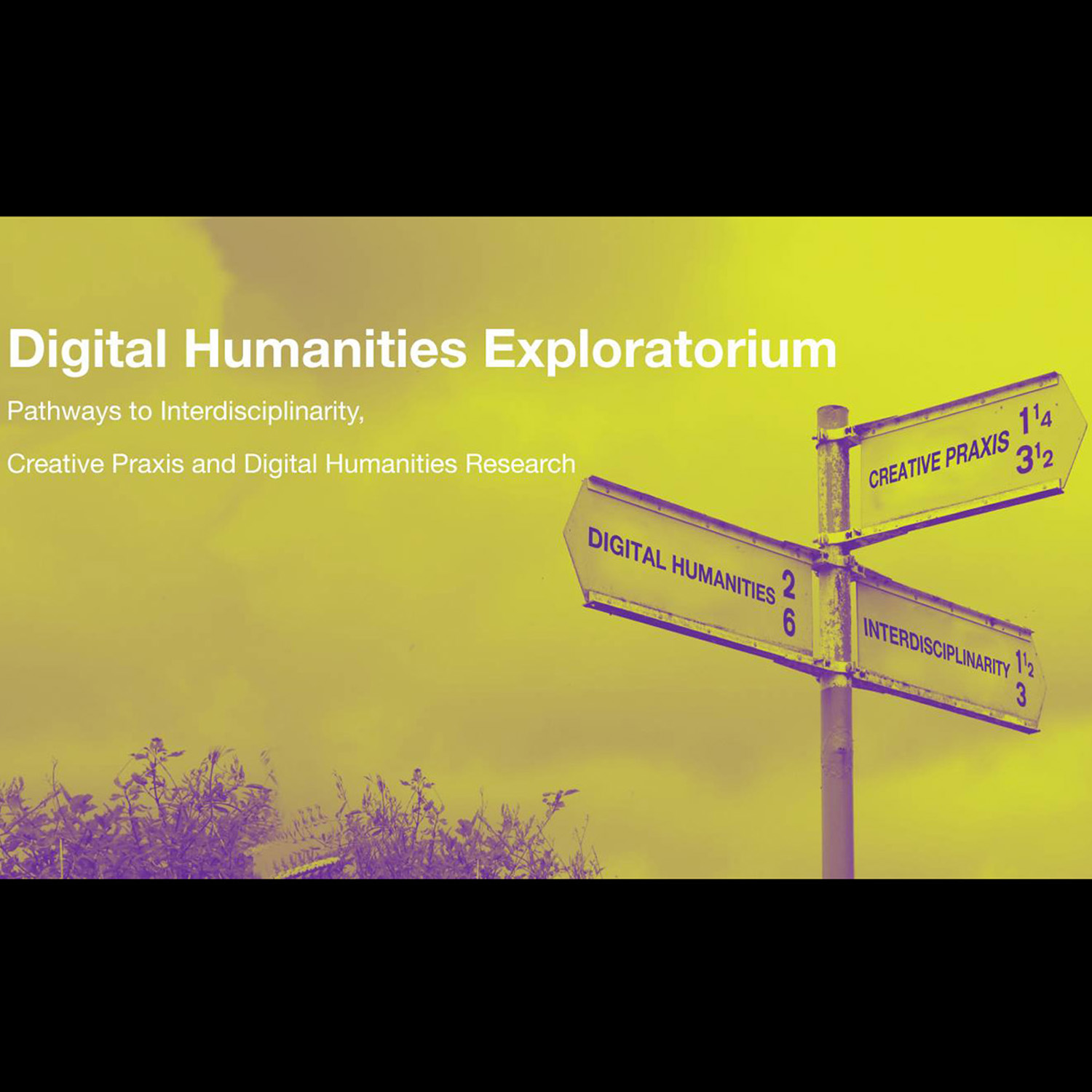 Digital Humanities Exploratorium Podcast