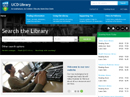 Library Homepage image