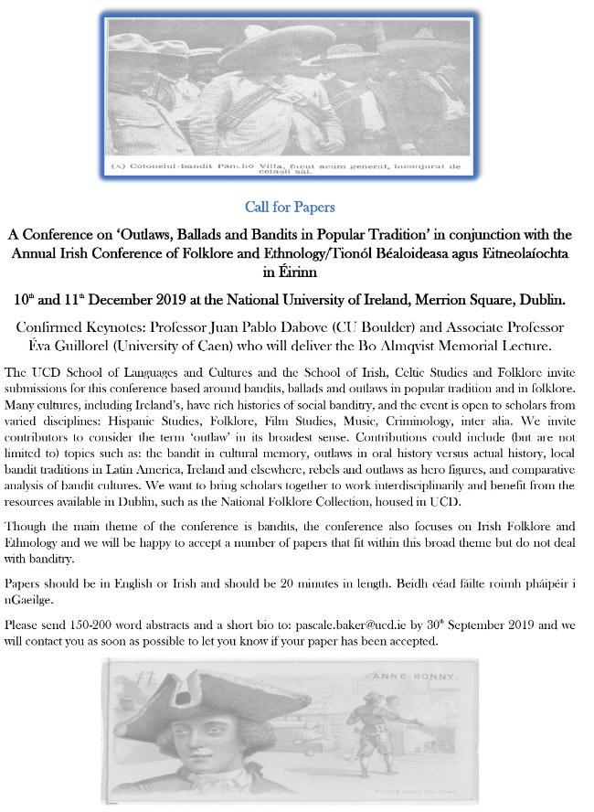 News & Events | Folklore