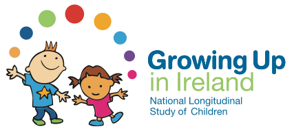 Logo for Growing up in Ireland