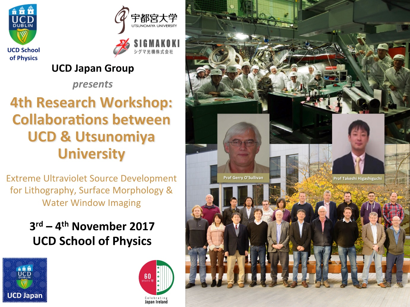 research workshop physics