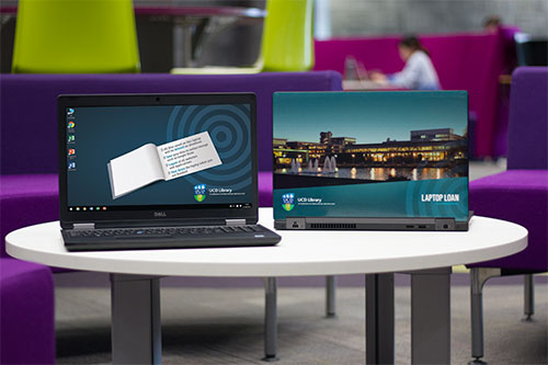 Laptops with new look in JJL Hub