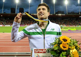 Mark English claims Bronze in European Athletics Championships