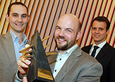NovoGrid scoops UCD VentureLaunch Accelerator Award 2014 with intelligent control system for energy efficiencies in wind farms
