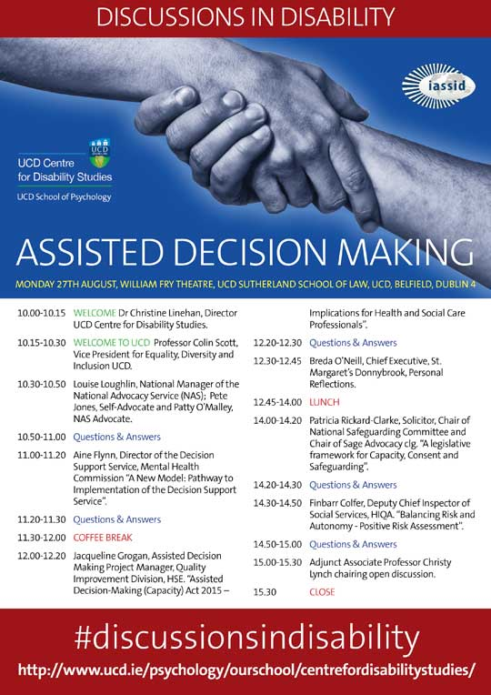 CDS Assisted Decision Making August 2018