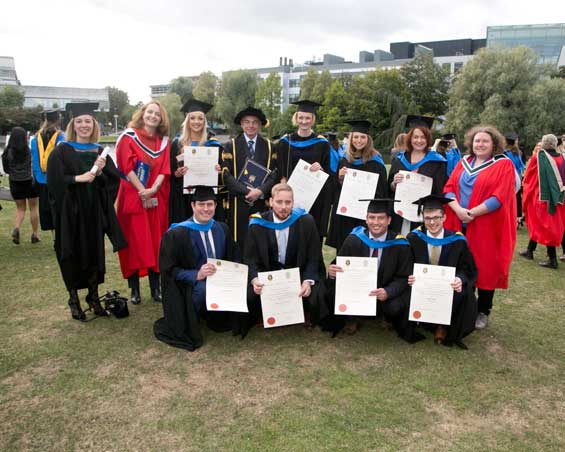 MSc Rehabilitation and Disability Studies class of 2018