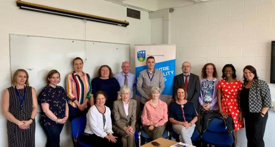 UCD GDPR ADM Roundtable Photo of attendees