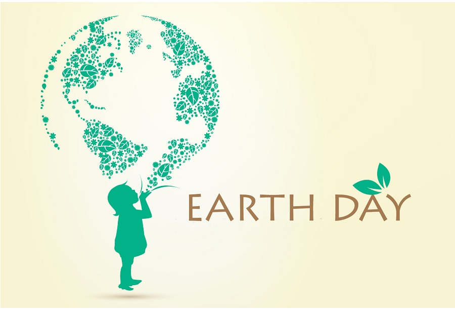 Graphic Earth Day
