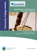 Regulating the Legal Profession