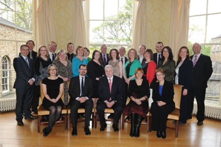 First graduates from the Professional Diploma in Regulatory Governance