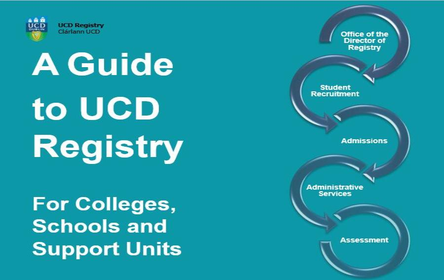Guide to UCD Registry