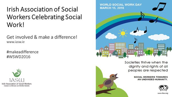 World Social Work Day Poster