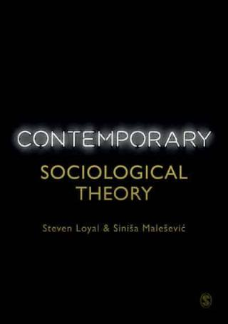 Contemporary Sociological Theory book cover