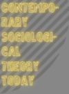 Contemporary Sociological Theory Today series logo