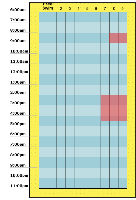 Ucd Sport Fitness Swimming Pool Schedule