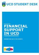 Guide to Financial Support
