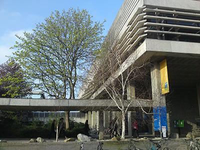 John Henry Newman building ucd