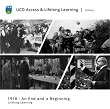 <p>1918: An End and a Beginning <br/>