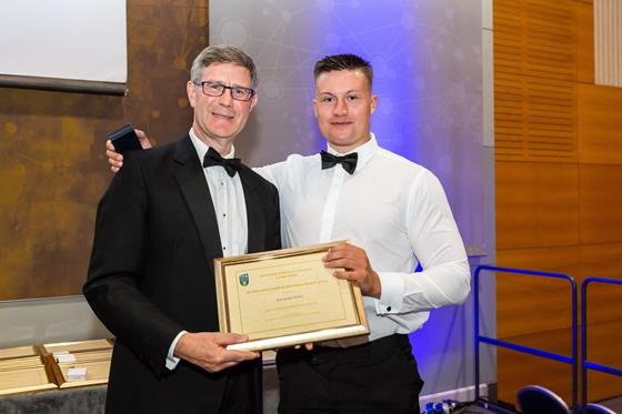 2018 UCD Medicine Conferring - Student of the Year