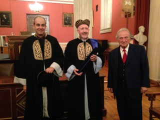 Athens Honorary Conferring 2015