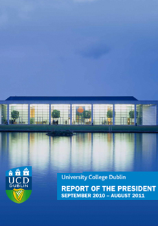 Report of the President September 2010 - August 2011