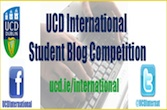 UCD International blog competition is now open!