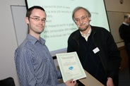 Colloquium 2011 UCD Oliver Grant NUIG Chemical Biology Oral Presentation Winner