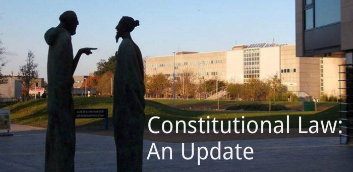 Constitutional Law: An Update