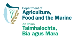 Department of Agricultural, Food and the Marine logo