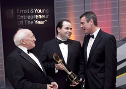 EandY 2012 Entrepreneur of the Year