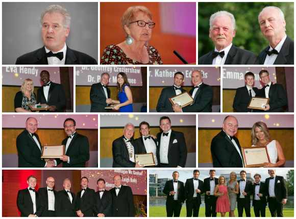 Selection of Images from the 2014 UCD Medicine Gala Dinner