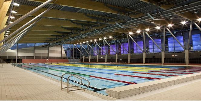 Ucd Sport Fitness 50m Swimming Pool