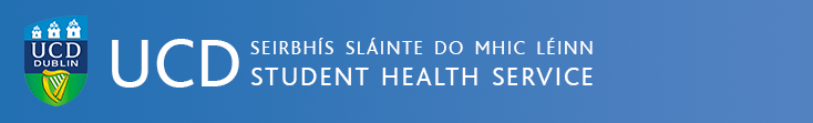 Student Health Title Banner