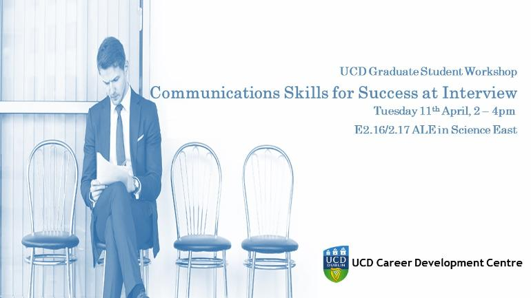 Communications Skills for Success at Interview