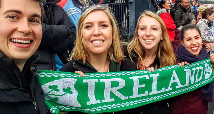ISA Study Abroad - Dublin - Home | Facebook