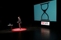 TEDxUCD 2015 - Dr Kevin Healy