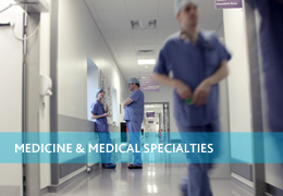 Medicine & Medical Specialties