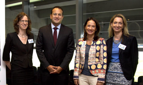 SPHERE with Minister Varadkar 2015
