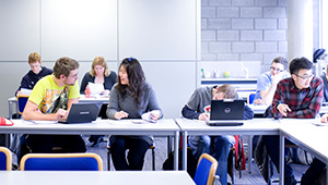 UCD Pre-Masters Programme students