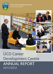 Career Development Centre Annual Report 2011-12