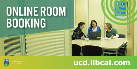 Ucd Book A Study Room