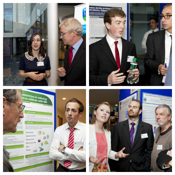 Student Summer Research Awards 2012