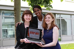 Step out 3 2016 UCD Startup Stars