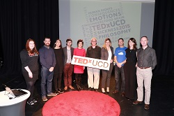 TEDxUCD 2015 Group Image