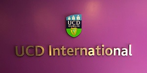UCD International Reception